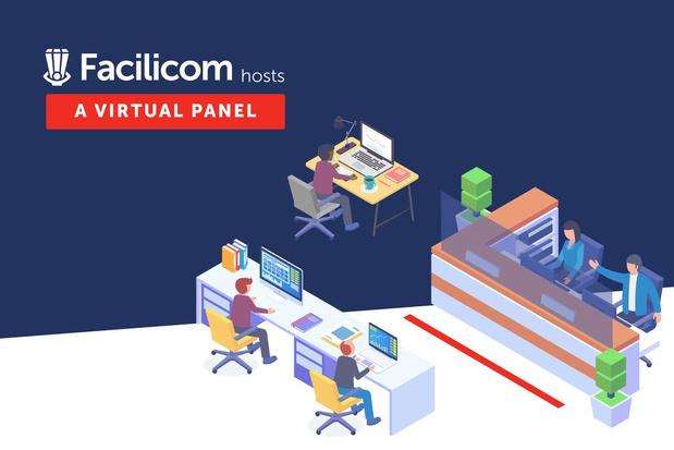 Facilicom organiseert virtueel panelgesprek over de werkplek van morgen