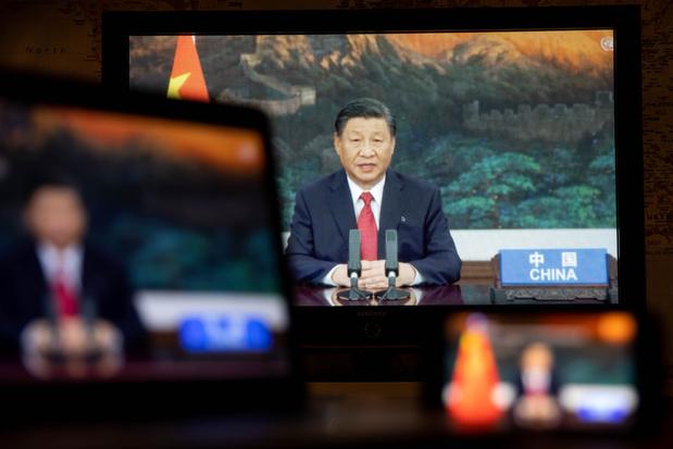 China spreekt openlijk over hereniging met Taiwan
