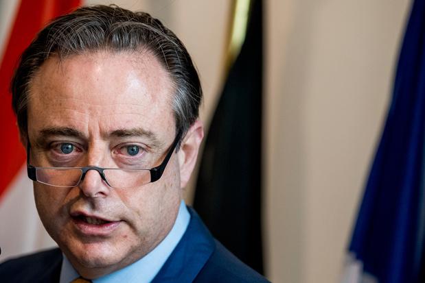 De Wever over praktijktesten: 'Monitoring zal helpen met beleid dat op lange termijn harmonie verbetert'