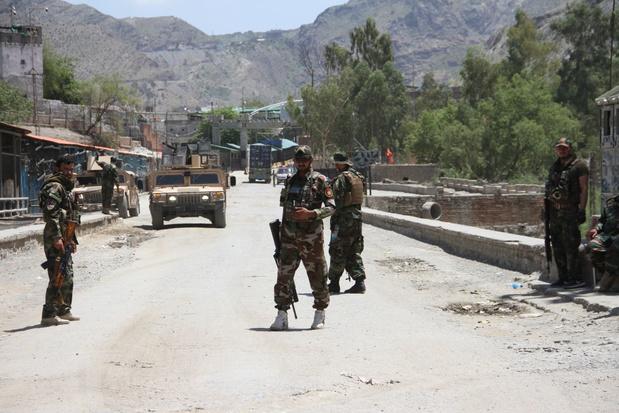 Afghanistan wordt 'pariastaat' als taliban met geweld controle overnemen, zegt Amerikaanse minister Blinken