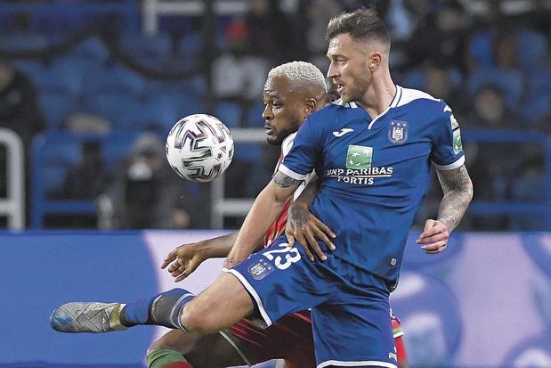 Anderlecht en partenariat avec Belfius