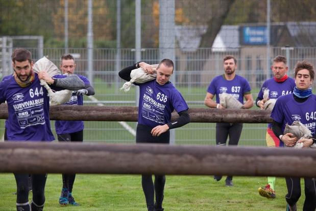 Survivalrun Brugge-Damme-Brugge geannuleerd