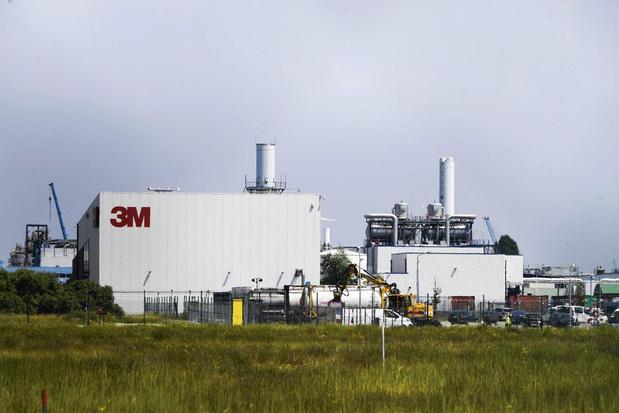 'Met ernstig milieubeleid krijg je bedrijven als 3M wél in het gareel'