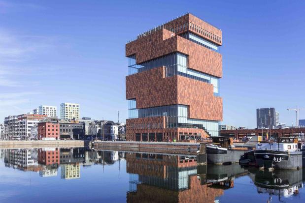 Antwerps Museum aan de Stroom (MAS) viert tiende verjaardag