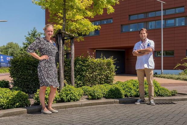 Sint-Andriesziekenhuis Tielt zet hygiëneteam in tegen covid-19