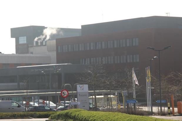 Al zes patiënten overleden aan het coronavirus in Jan Yperman Ziekenhuis in Ieper