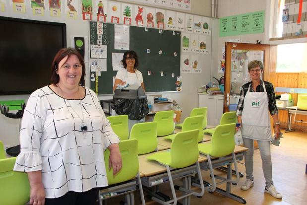 Pittemse Vrije Basisschool klaar om de kinderen optimaal te verwelkomen