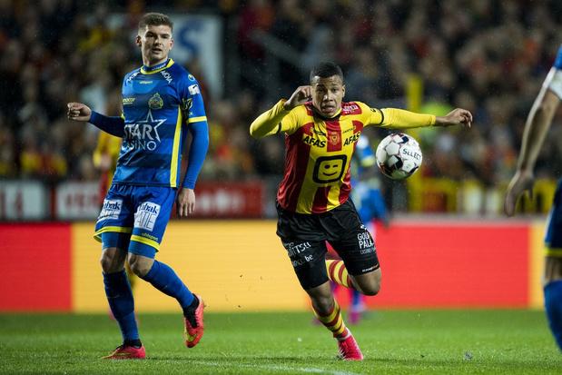 Aster Vranckx combineert profvoetbal met stageplek bij KV Mechelen: 'Niet leuk, maar het moet'