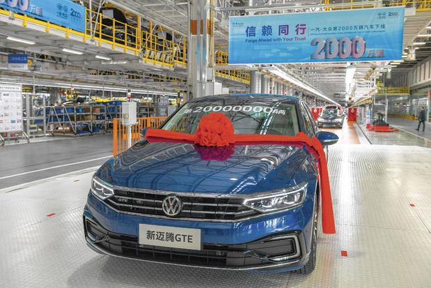 Alarmbel luidt voor Europese autosector