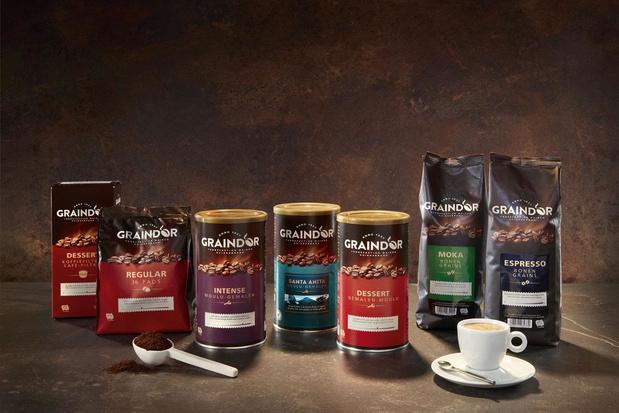 Colruyt Group volop aan de slag met verduurzaming koffieverpakkingen