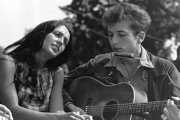 Bob Dylan 80 jaar: een huisschilder, vermomd als trapeze-artiest
