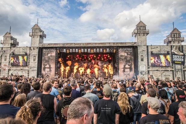 Alcatraz verrast met online metalfestival