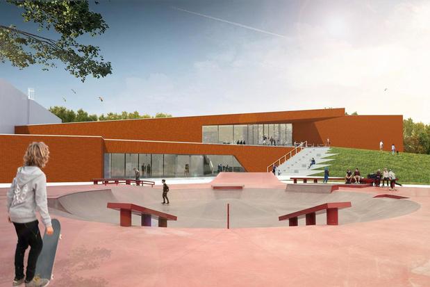 Bouwvergunning voor nieuw zwembad in Blankenberge