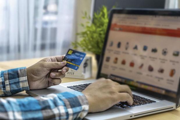 Les ventes en ligne en baisse