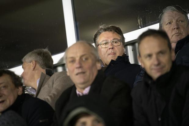 Voorzitter SK Deinze: 'Straks waarschijnlijk de enige Vlaamse voorzitter in 1B'