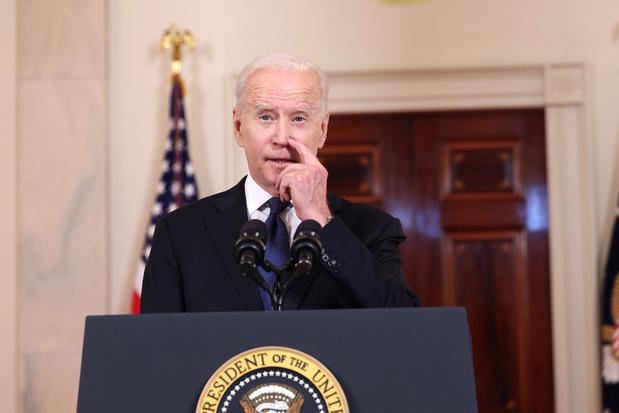 'Het Midden-Oosten stond niet hoog op de to-dolijst van president Joe Biden'