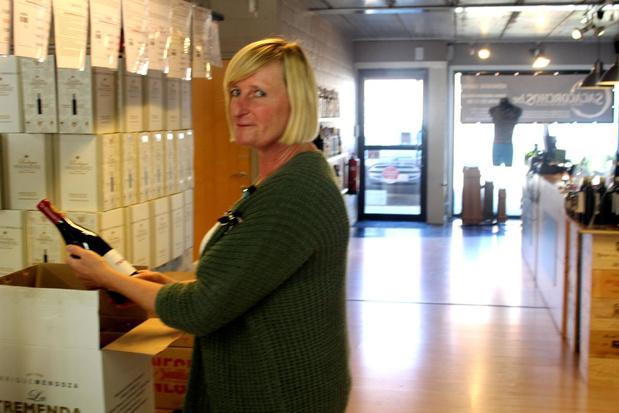 Sabine Kerkhove van Sacocorchos organiseert creatieve activiteiten om in beeld te blijven