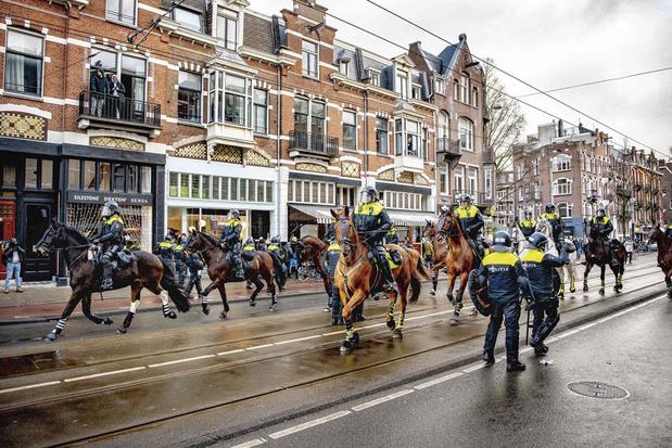 Manifestations liées au couvre-feu aux Pays-Bas: analyse en trois questions