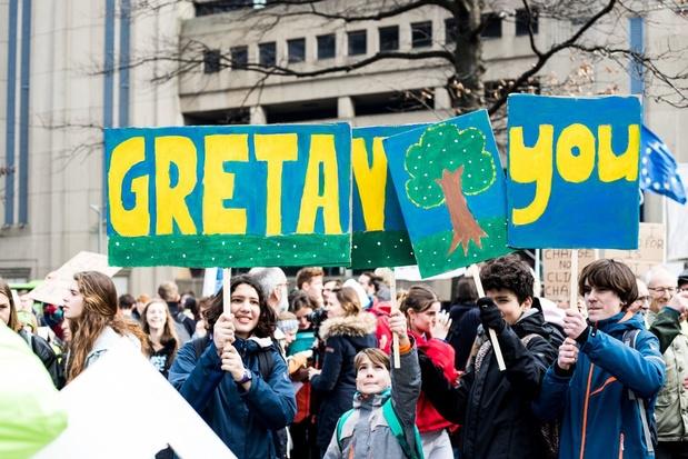 Tweede 'global strike for future' op twee dagen voor de verkiezingen