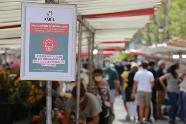 Contactonderzoekers kunnen vanaf 4 september toeristen uit rode zones bellen
