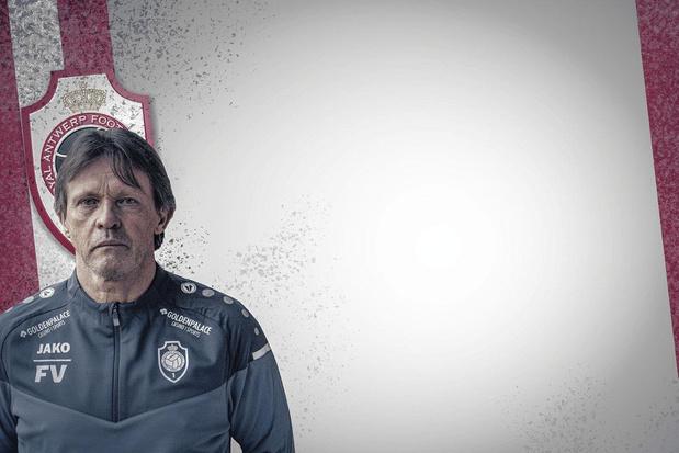 Antwerp: Franky Vercauteren, le roi de la jungle est de retour