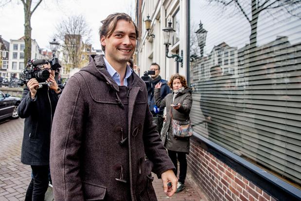 Forum voor Democratie wil ledenreferendum over leiderschap van Thierry Baudet