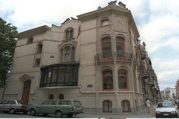 Brussels art-nouveau Hotel Hannon wordt museum