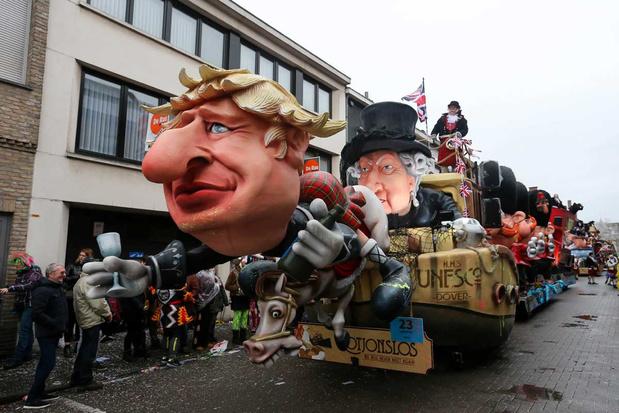 'Wie Aalst carnaval iets wil opdringen, weet op voorhand dat hij de uitgang gewezen zal worden'