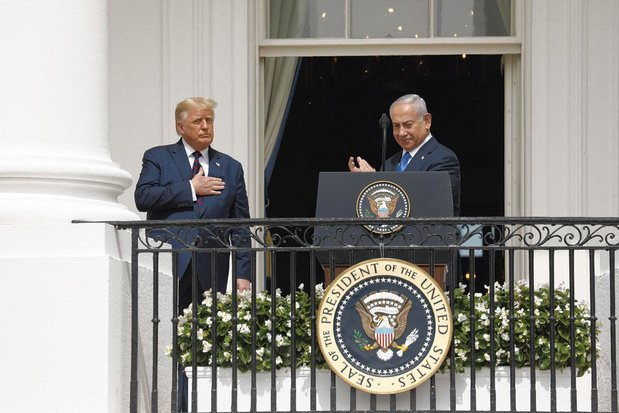 Emirats, Bahreïn, Israël: une bouffée d'air pour Netanyahou