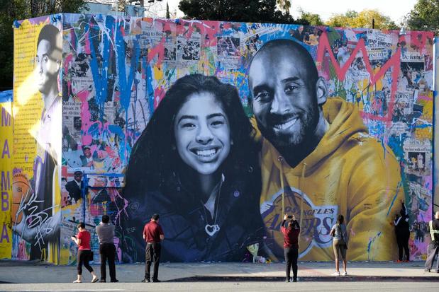Onze sportmomenten van 2020: de dood van Kobe Bryant