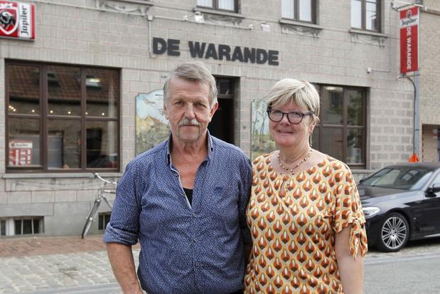 Ronny en Johanna stoppen na 29 jaar met De Warande maar volkscafé gaat niet verloren