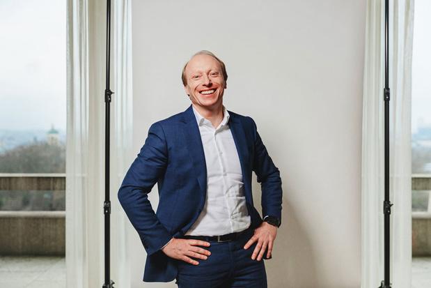 Peter Adams, CEO van ING België: 'De bank van de toekomst is een eenvoudiger bank'