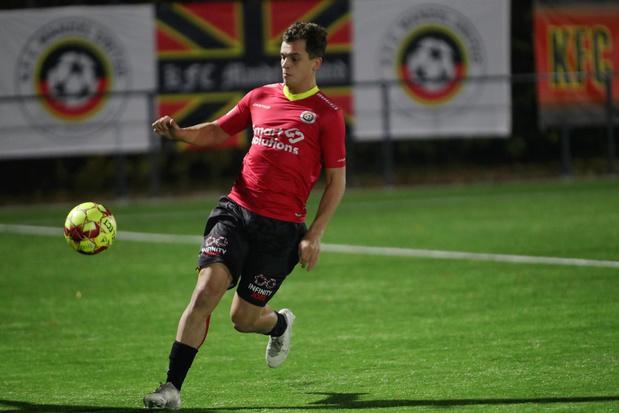 Winkel Sport haalt nu ook Daan Debouver weg bij Mandel United