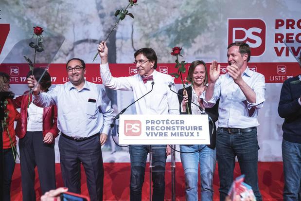 Le PS est-il le parti belge dominant ? (fact-checking politique)
