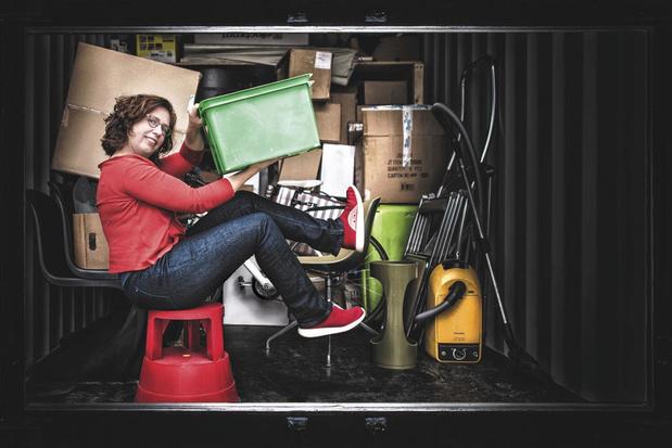 Annelies Mentink, opruim- en minimaliseercoach: 'Efficiënt leren opruimen is slechts een begin'