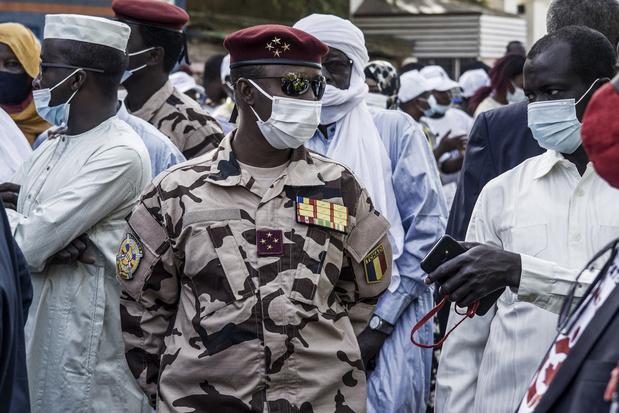 Na 30 jaar aan de macht: president van Tsjaad komt om aan het front