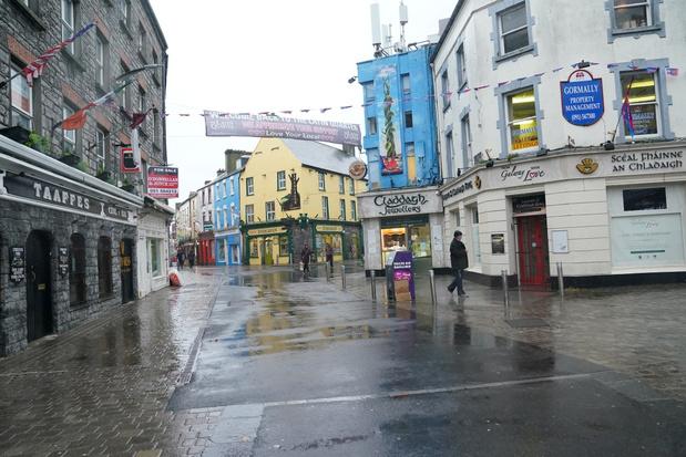 Ierland voert als eerste EU-land opnieuw strikte lockdown in