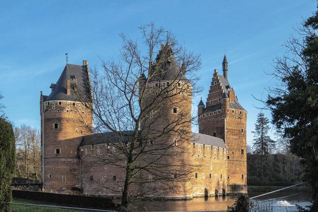 Le château de Beersel, mémoire d'un passé médiéval