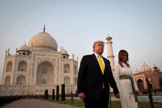 Donald Trump wil India bewapenen in strijd tegen China