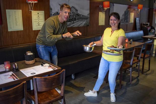 Bockor Café krijgt James Cooke op bezoek