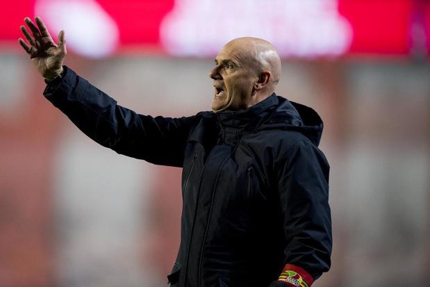 KV Oostende ontslaat Van Wijk: 'Dit is geen verrassing'