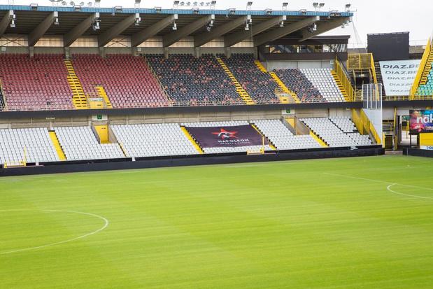 Cercle Brugge dient plan in voor matchen met 6.000 supporters in Jan Breydel