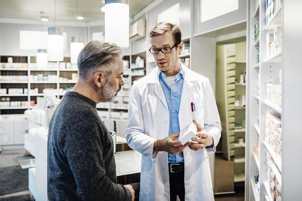 Moins de réadmissions en cas de suivi par un pharmacien