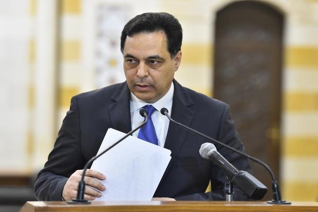 Libanese premier in verdenking gesteld wegens nalatigheid