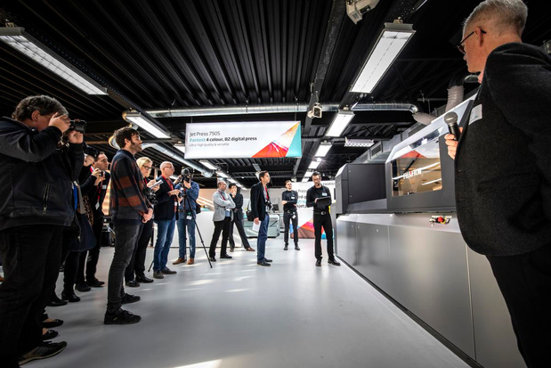 Fujifilm organiseert live Europees klantenevent in Zaventem