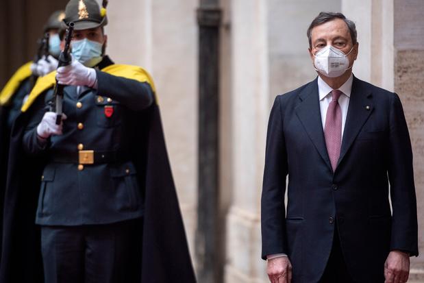 Italië heeft nieuwe premier: Mario Draghi leidt regering van nationale eenheid