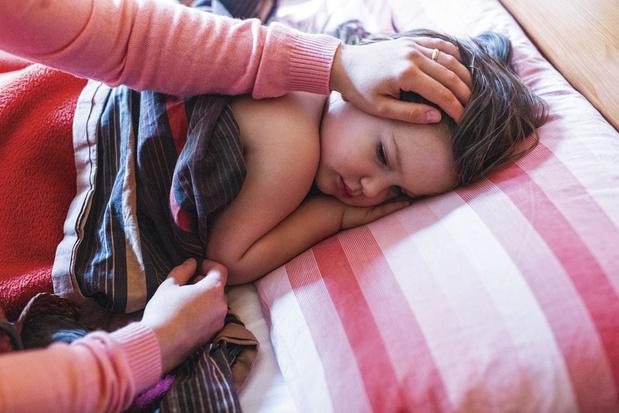 L'instinct des parents face à leur enfant malade