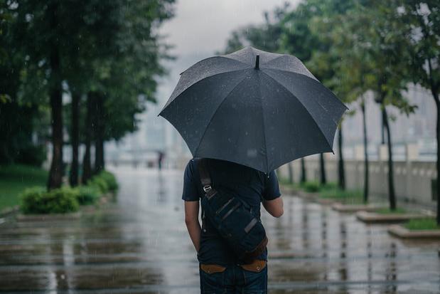 Hoe meer stof in de lucht, hoe meer regen