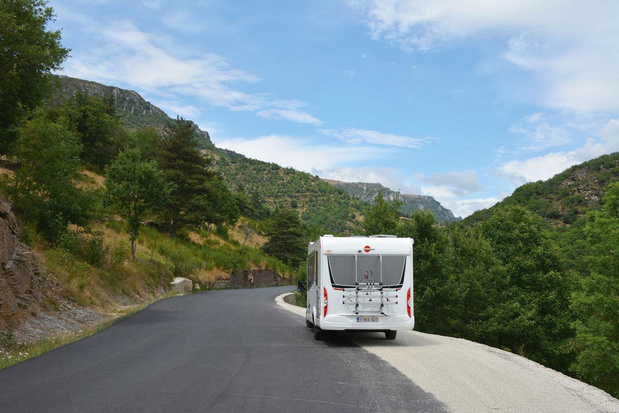 Road trip dans sa bulle: un tour de France en mode camping