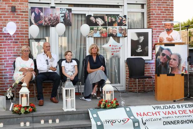 Aangrijpende wake voor Kurt Huberecht een jaar na zijn fatale duik